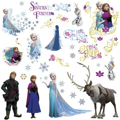 Duvar Stickerı Frozen