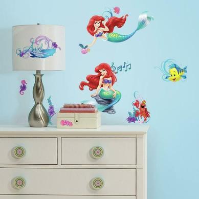 Duvar Stickerı Little Mermaid